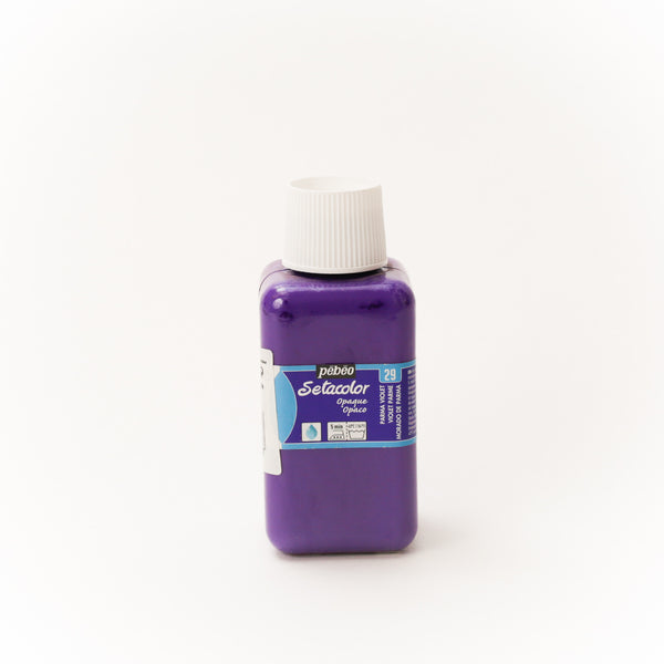 Setacolor Opaque 250 ml Parma Violet 29