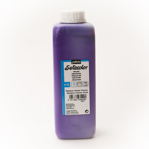 Setacolor Opaque 1000 ml Parma Violet 29