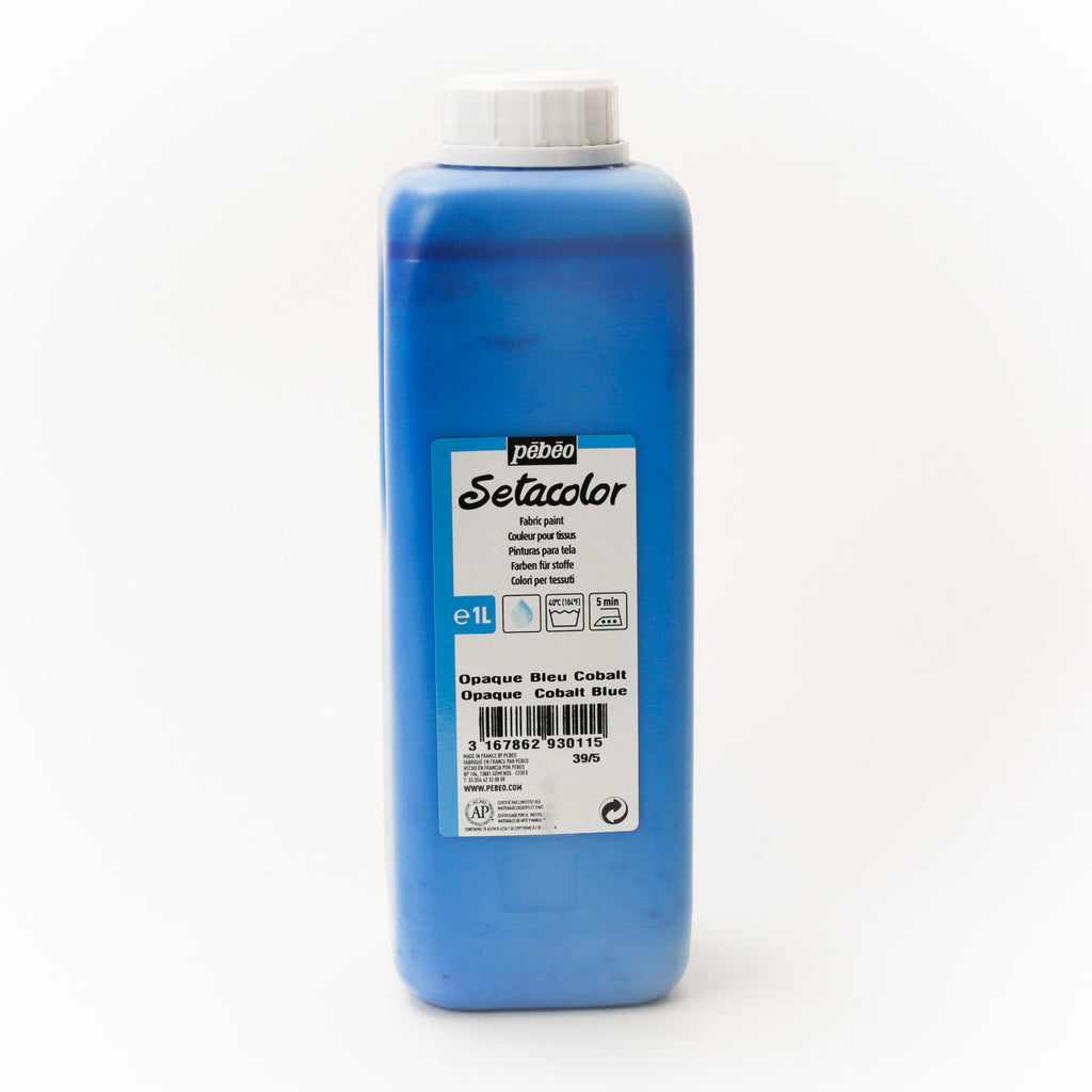 Setacolor Opaque 1000 ml Cobalt Blue 11