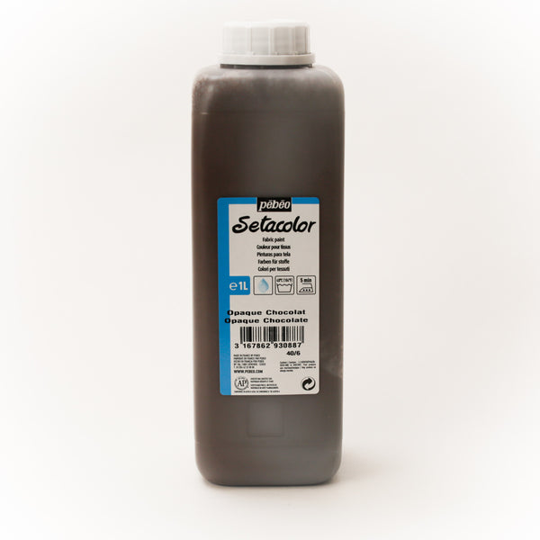 Setacolor Opaque 1000 ml Chocolate 88