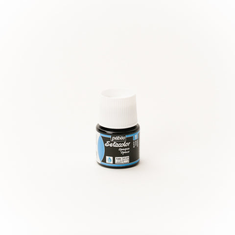 Setacolor Opaque 45 ml Black 19