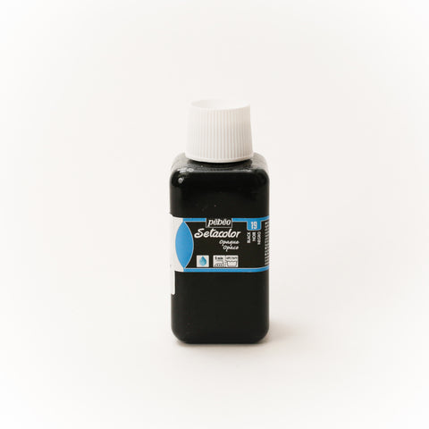 Setacolor Opaque 250 ml Black 19