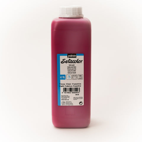 Setacolor Transparent 1000 ml Fuchsia 49