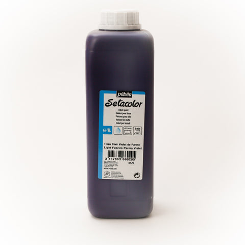 Setacolor Transparent 1000 ml Parma Violet 29