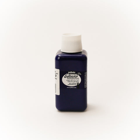 Setacolor Transparent 250 ml Ultramarine 12