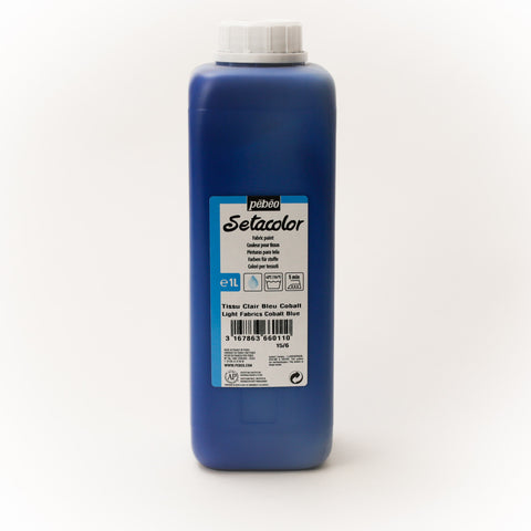 Setacolor Transparent 1000 ml Cobalt Blue 11