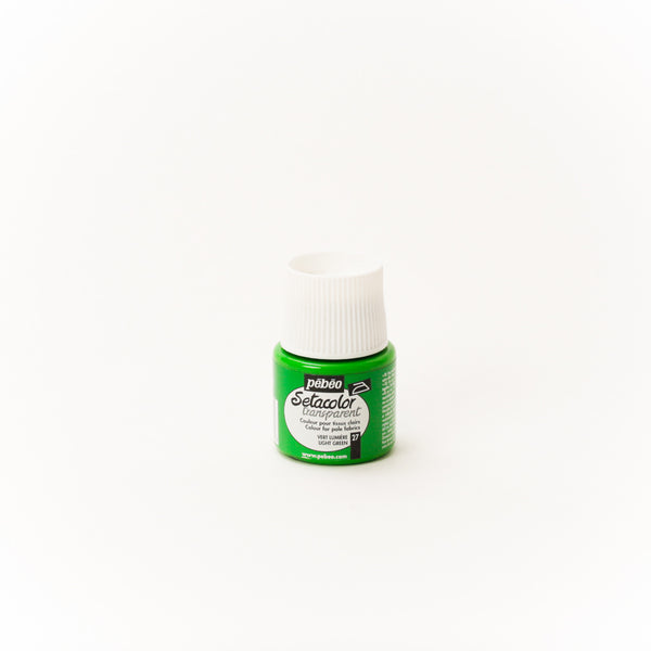 Setacolor Transparent 45 ml Light Green 27