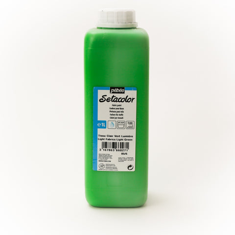 Setacolor Transparent 1000 ml Light Green 27