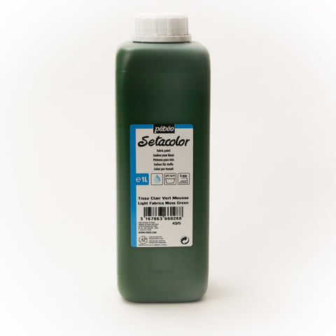 Setacolor Transparent 1000 ml Moss Green 28