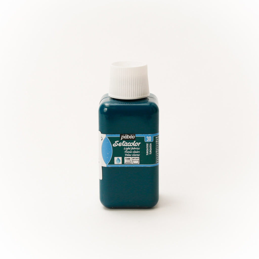 Setacolor Transparent 250 ml Turquoise 30