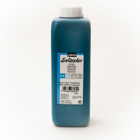 Setacolor Transparent 1000 ml Turquoise 30