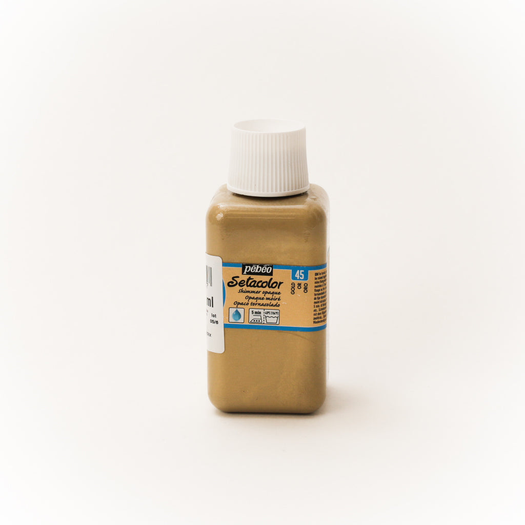 Setacolor Shimmering 250 ml Gold 45