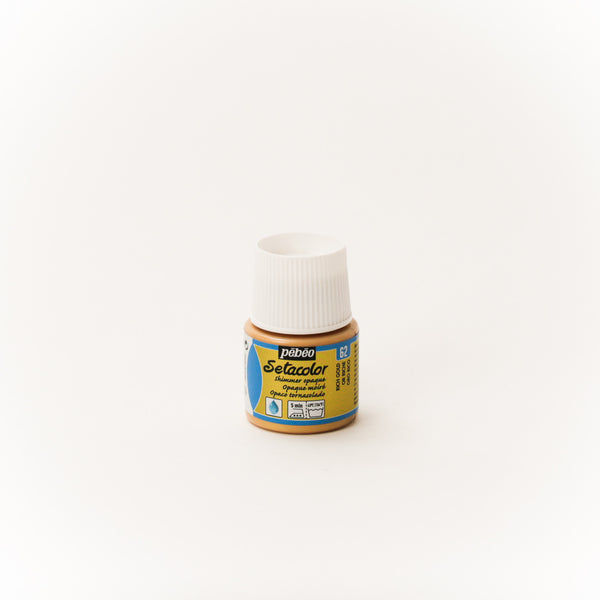 Setacolor Shimmering 45 ml Rich Gold 62
