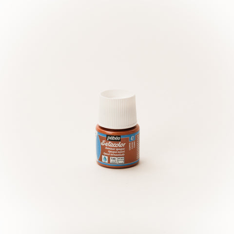 Setacolor Shimmering 45 ml Light Copper 47