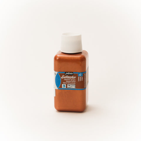 Setacolor Shimmering 250 ml Light Copper 47