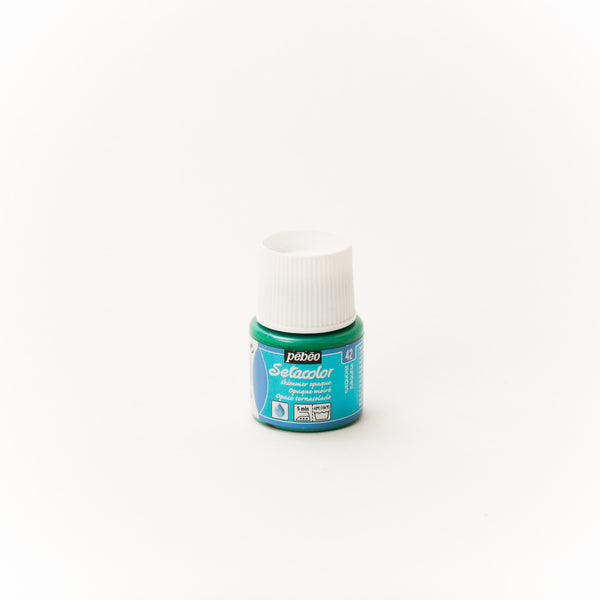 Setacolor Shimmering 45 ml Turquoise 42