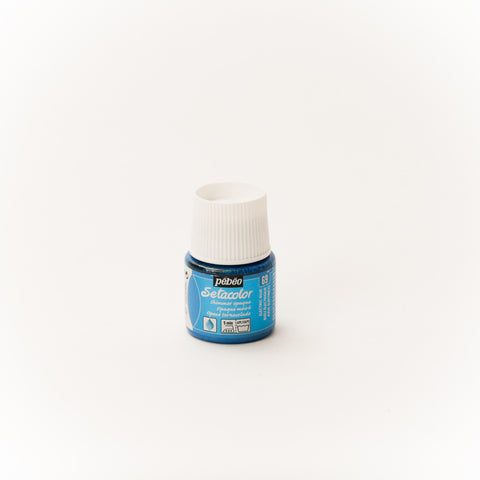 Setacolor Shimmering 45 ml Electric Blue 69