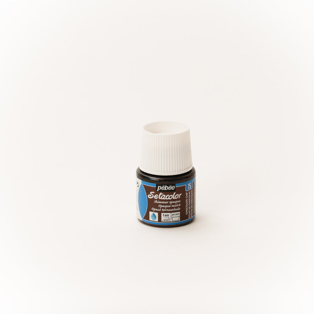 Setacolor Shimmering 45 ml Chocolate Chip 75