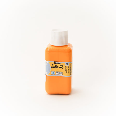Pebeo Setasilk 250ml (8.5 oz) Buttercup #2
