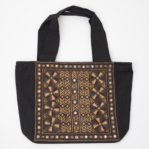 Kachchh Embroidery - Carry Bag - Pattern 4