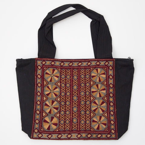 Kachchh Embroidery - Carry Bag - Pattern 3