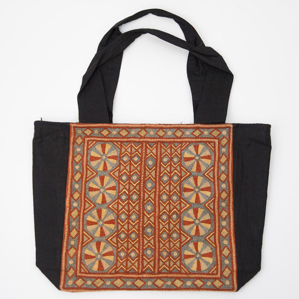 Kachchh Embroidery - Carry Bag - Pattern 2