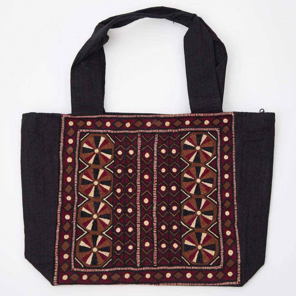 Kachchh Embroidery - Carry Bag - Pattern 1
