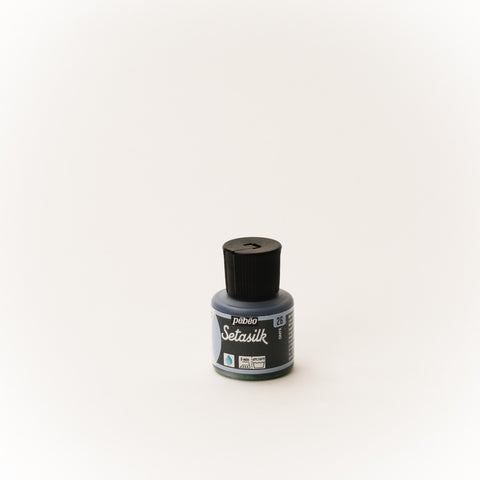 Pebeo Setasilk 45ml (1.5 oz) Onyx #26