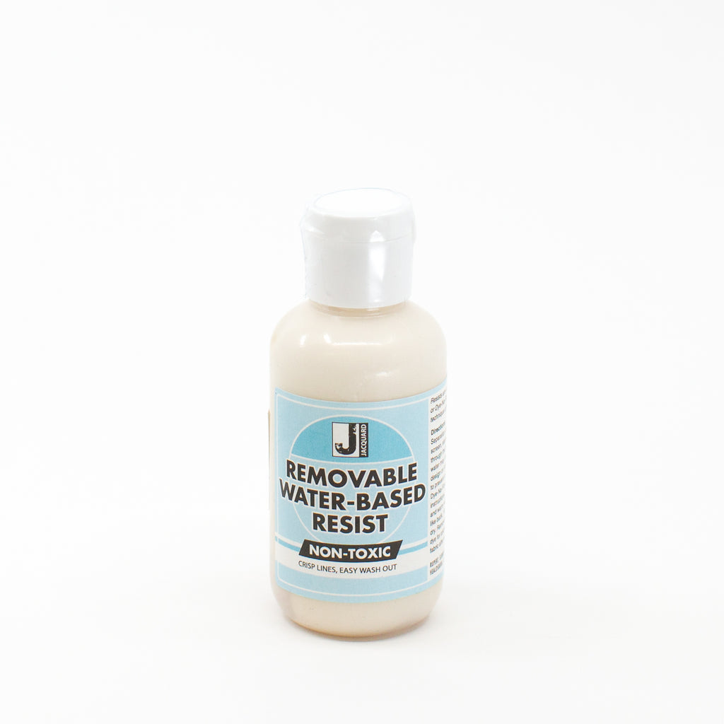 Jacquard Removable Water Based Resist 60 ml (2 oz)