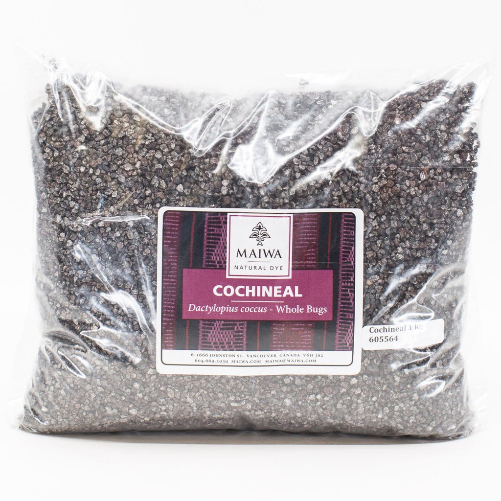 Cochineal 1kg (2.2 lb.)