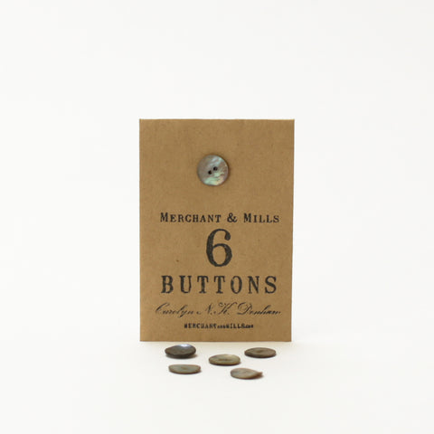 Buttons - Mother of Pearl
