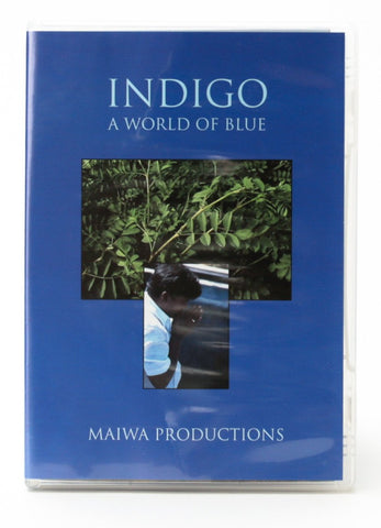 DVD - Indigo: A World of Blue