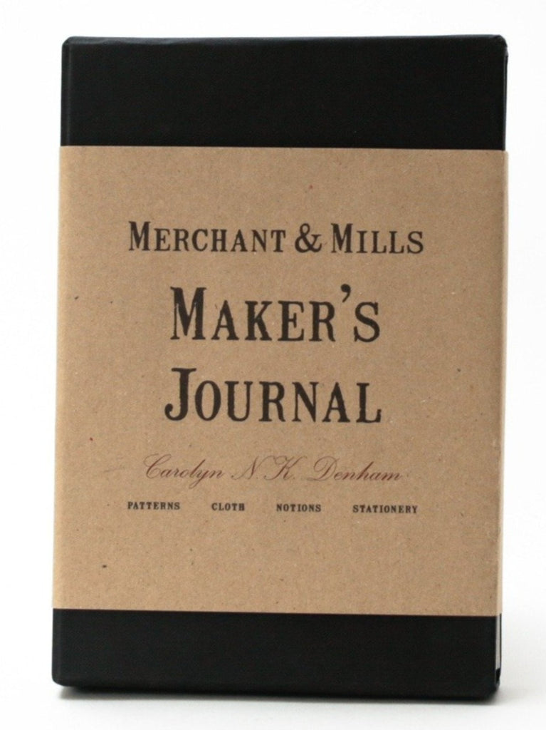 Merchant & Mills Maker's Journal