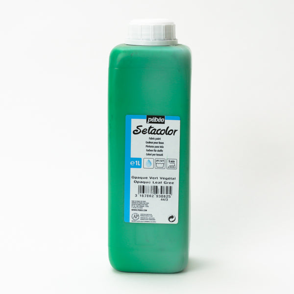 Setacolor Opaque 1000 ml Leaf Green 82