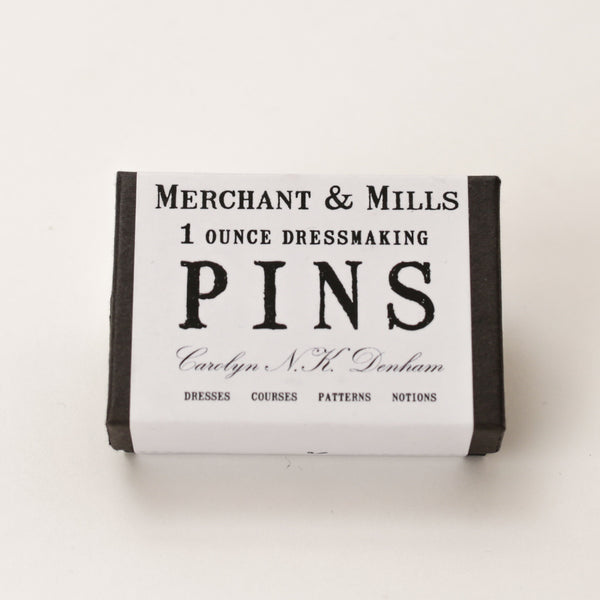 Pins - Dressmaking 1oz