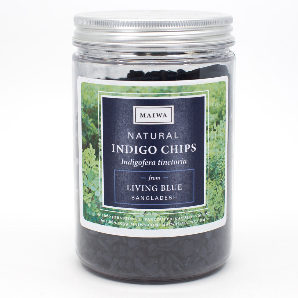 Indigo Natural Chips from Living Blue 500g (1.1 lb.)