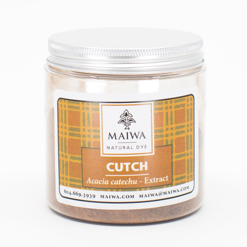 Cutch Extract 100g (3.6 oz.)