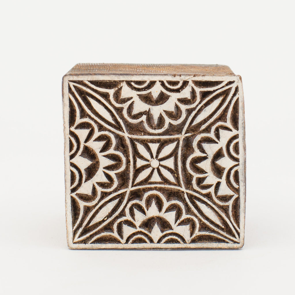 Wood Block - Square Tile
