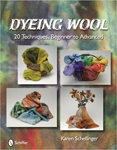 Dyeing Wool - Beginner to Advanced