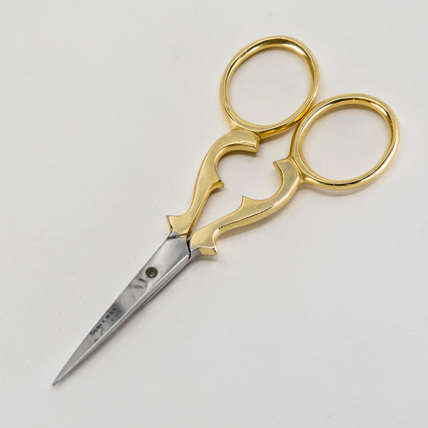 Scissors - Classic Gold