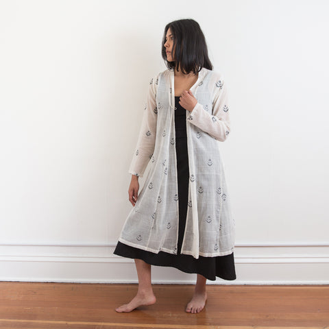 Amla Coat - Fine Cotton