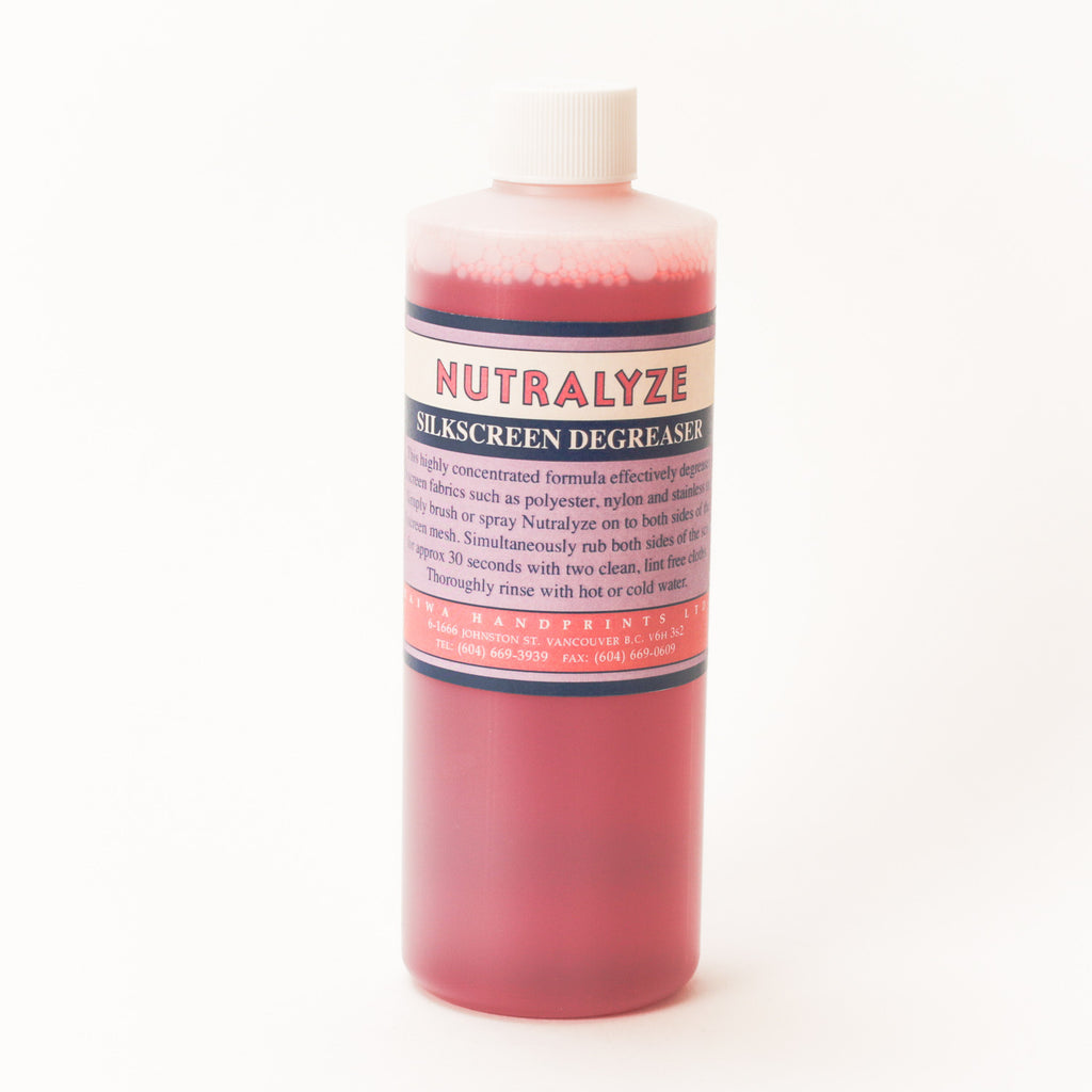 Nutralyze Screen Degreaser 500ml (16.9 oz)