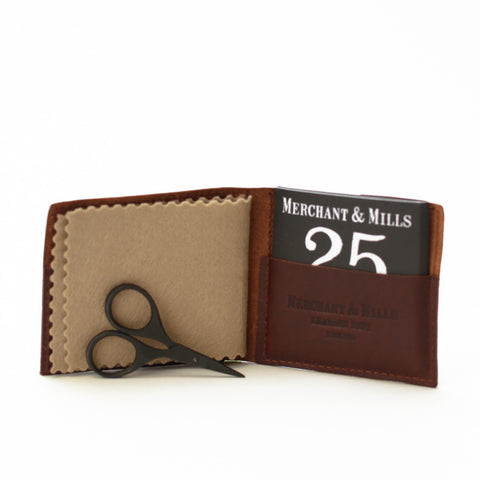 Kit - Leather Needle Wallet