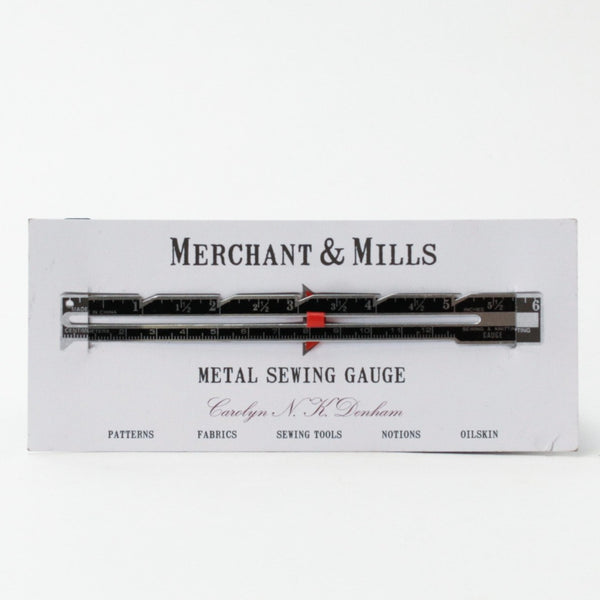 Metal Sewing Guage