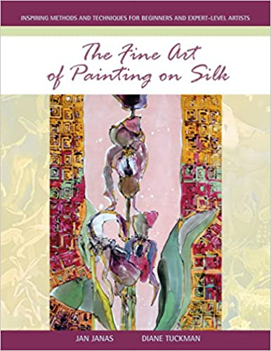 The Fine Art of Painting on Silk