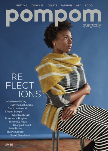 PomPom Issue #19 - Winter 2016