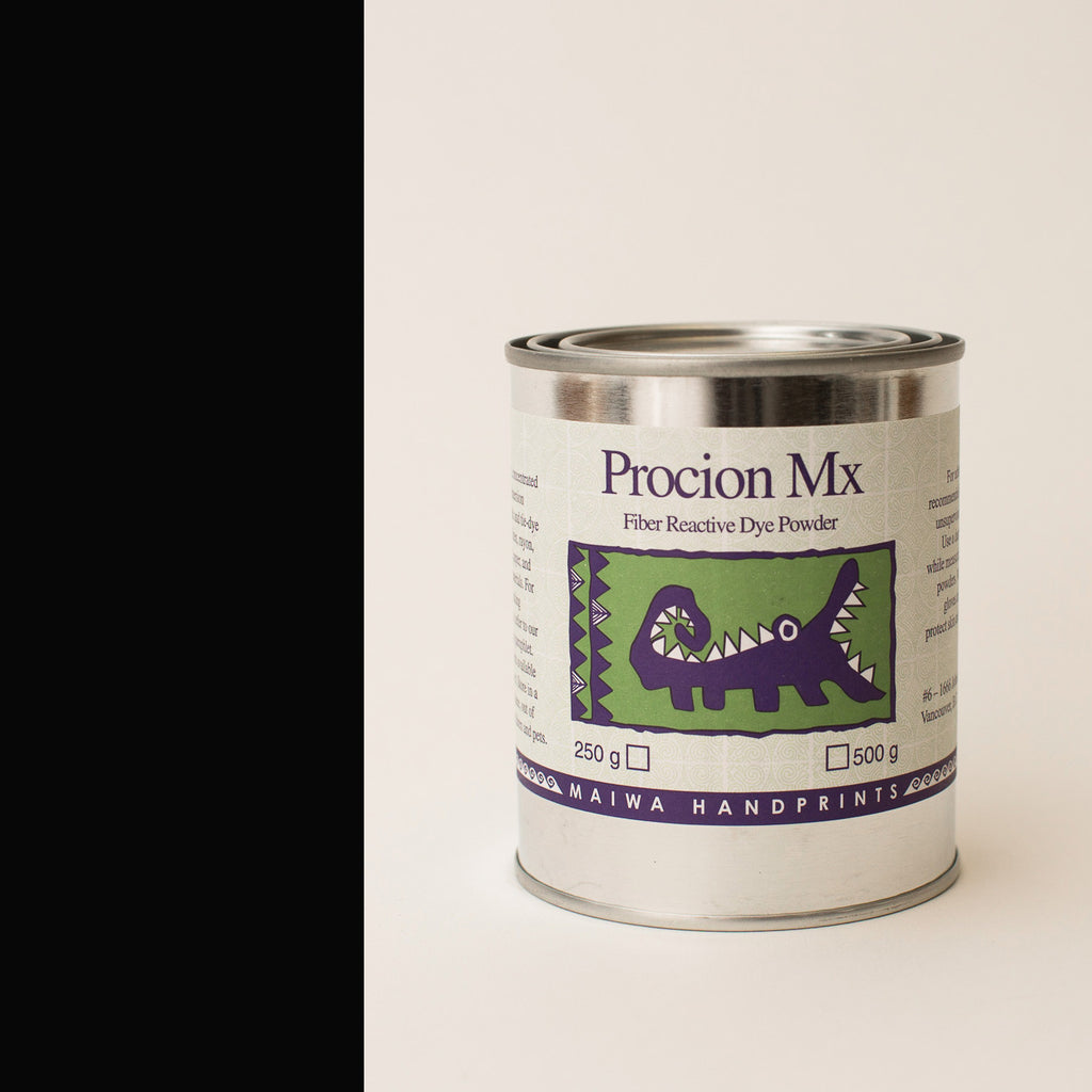 Procion MX Black 250g (8.9  oz)