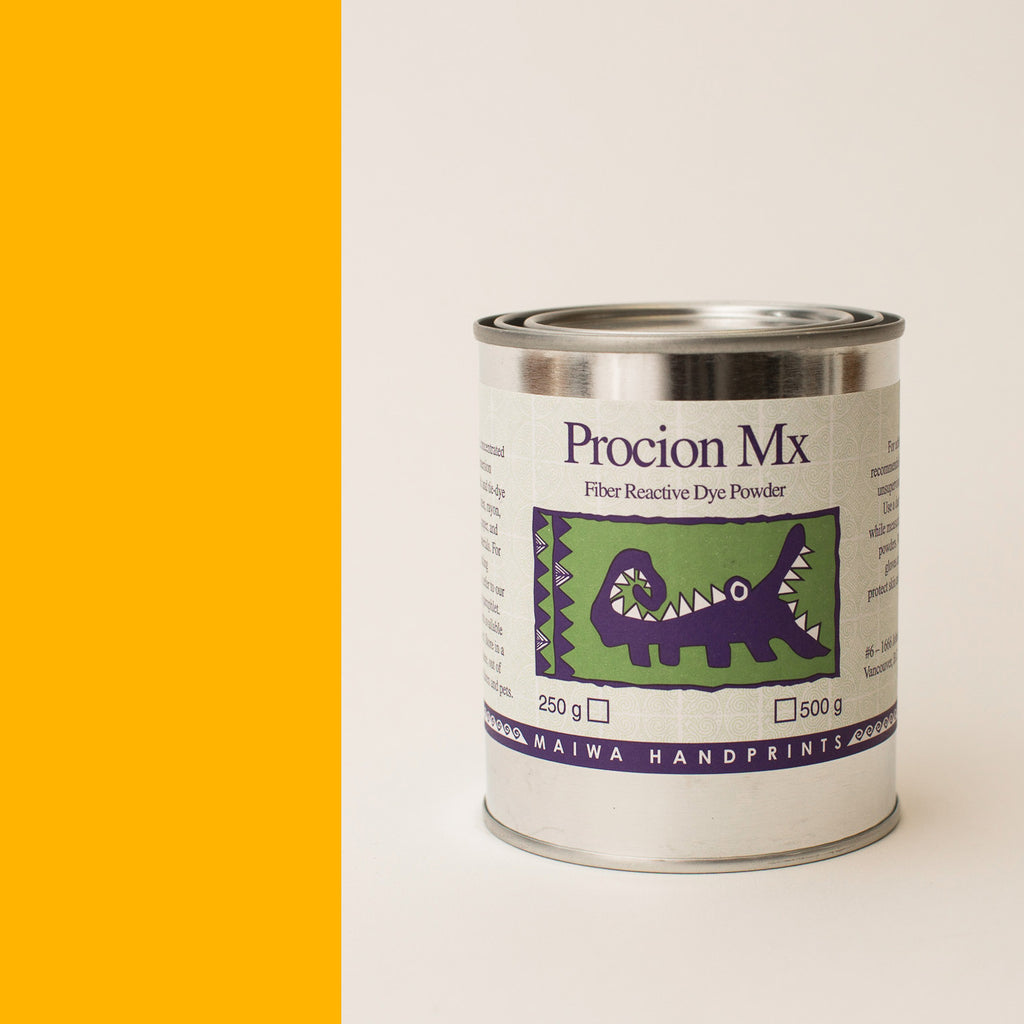 Procion MX Gold Yellow 250g (8.9  oz)