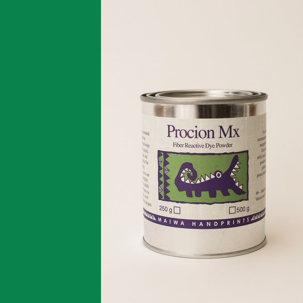 Procion MX Green 250g (8.9  oz)