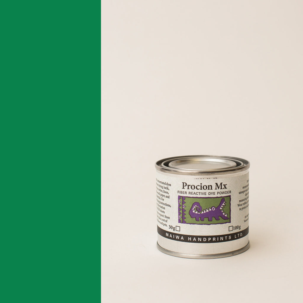 Procion MX Green 30g (1.1  oz)